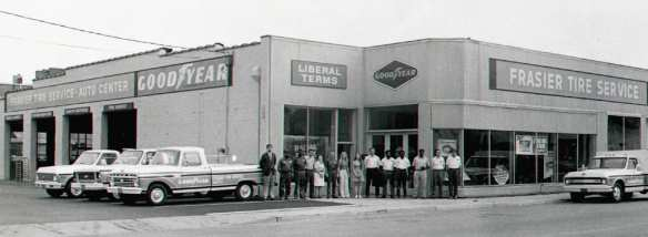 Frasier Tire Service - old store - Sumter, SC